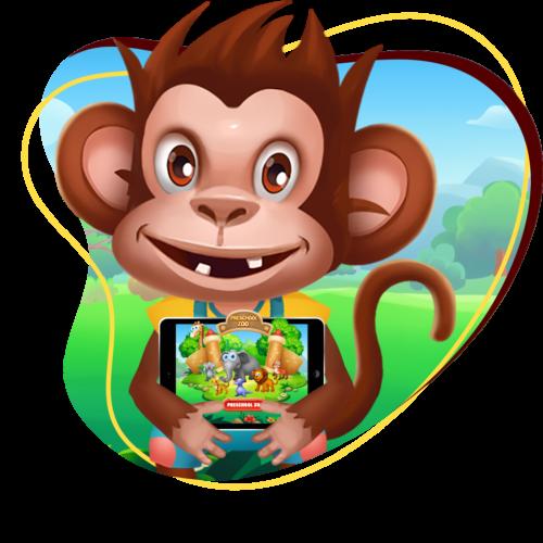 Monkey - 2nd Layer